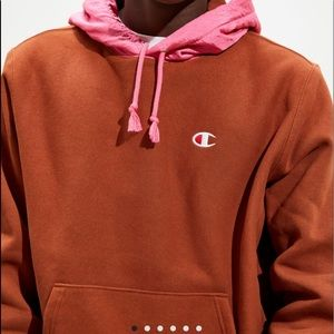 Urban Outfitters Champion Colorblock Hoodie